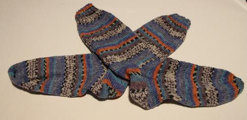 Jaki's get well soon socks